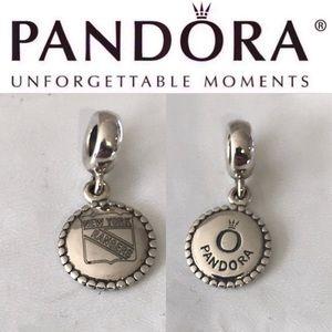 Pandora Jewelry - Pandora New York Rangers Hockey Charm
